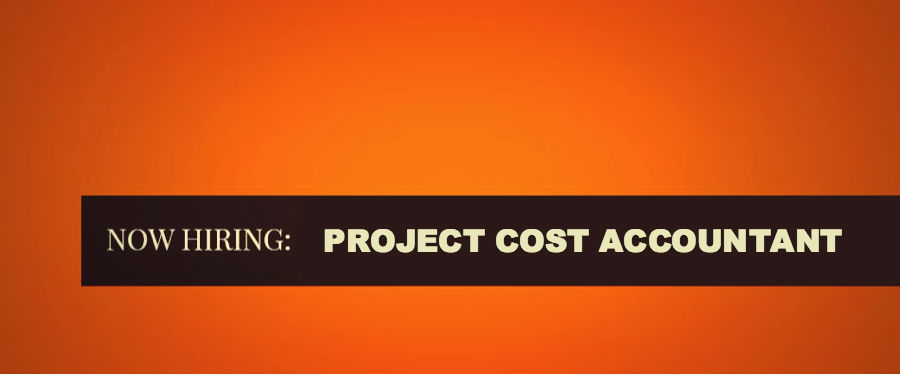 Project cost accountant