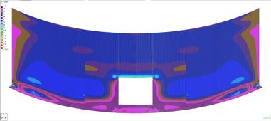 Figure 5 - Option #3 Plus - Hoop Tension (Sy), No Captions