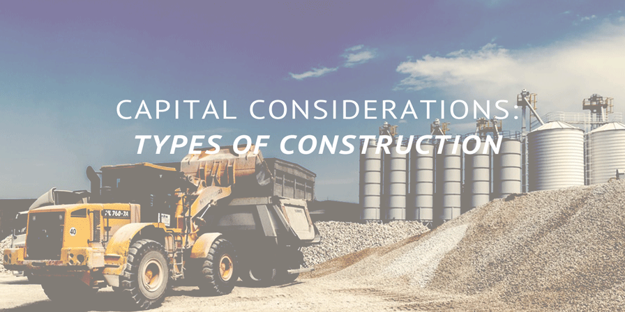 Key Ways That Construction Type Can Affect Facility Construction Project Capital