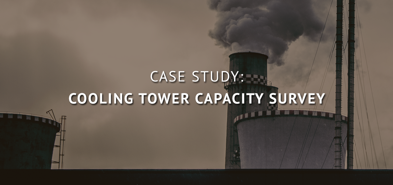 Cooling Tower Capacity: Case Study
