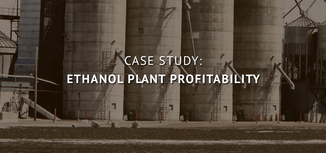 Ethanol Plant Optimization Beyond Pinch Analysis: Case Study