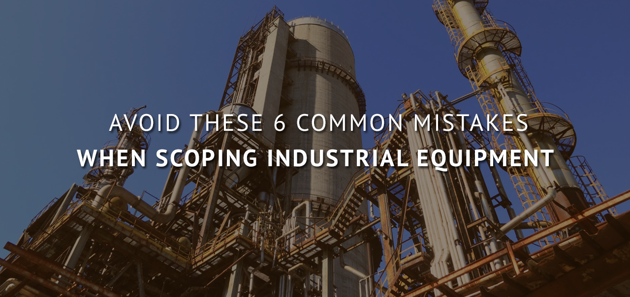 Avoid These Common Mistakes When Reviewing Process Equipment Bids