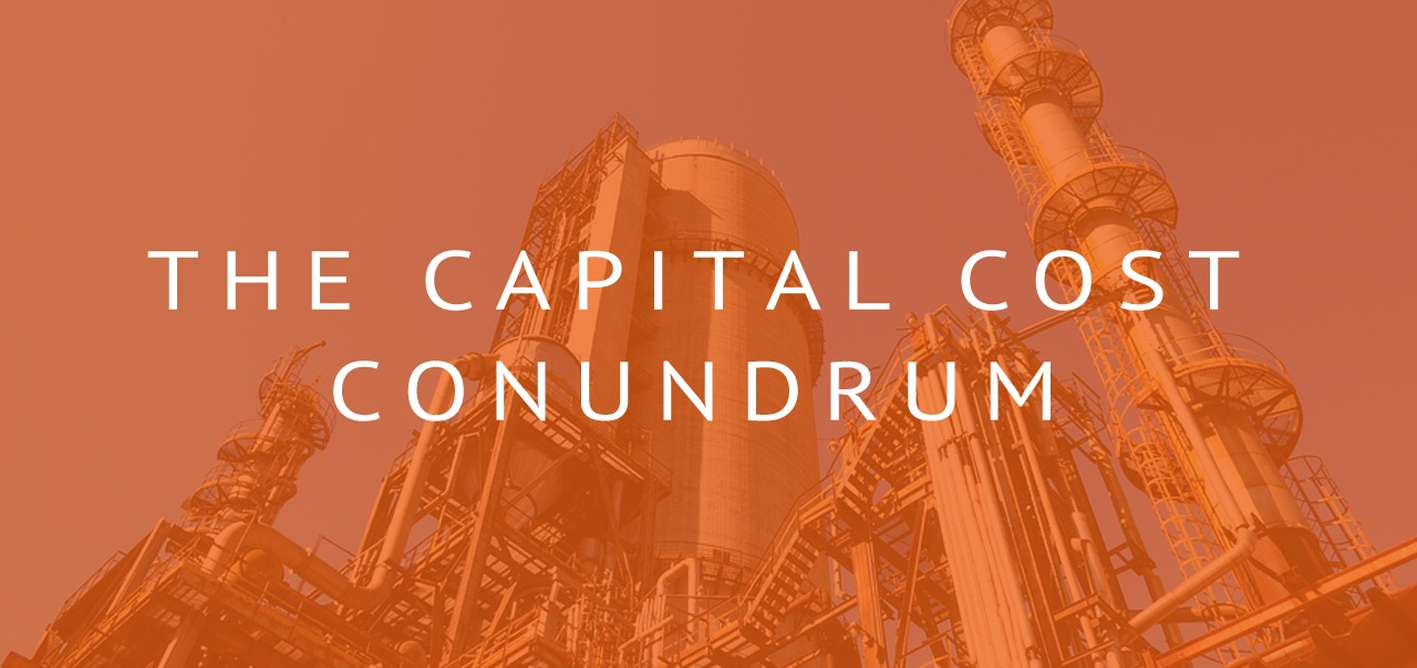 8 Key Facility Capital Cost Factors On Every Industrial Construction Project