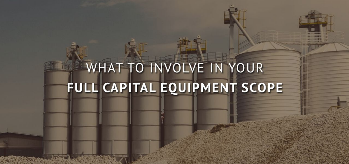 6 Engineering Costs That Dramatically Affect Process Equipment Scope