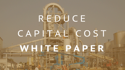 8 Key Opportunities to Reduce Capital on Every Industrial Facility Construction Project