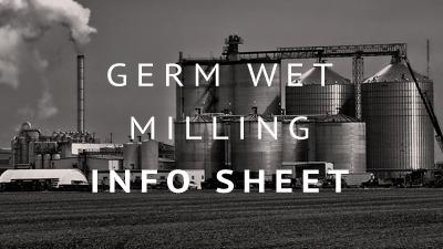 Germ Wet Milling Info Sheet