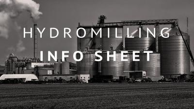 Hydromilling Info Sheet