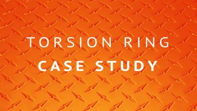 Torsion Ring Case Study