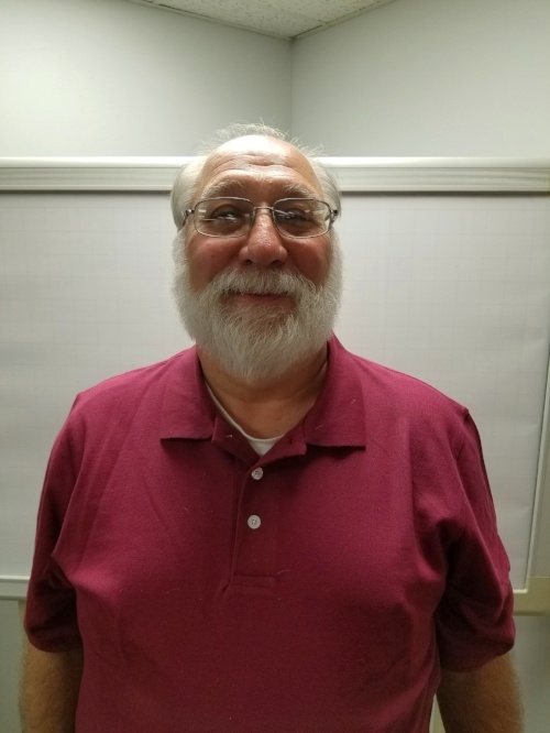 Team Feature: Stephen Vinosky
